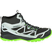 Merrell Men's Capra Bolt Mid Waterproof Hiking Boots