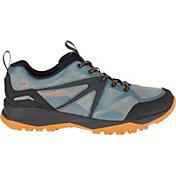 Merrell Men's Capra Bolt Leather Waterproof Hiking Shoes