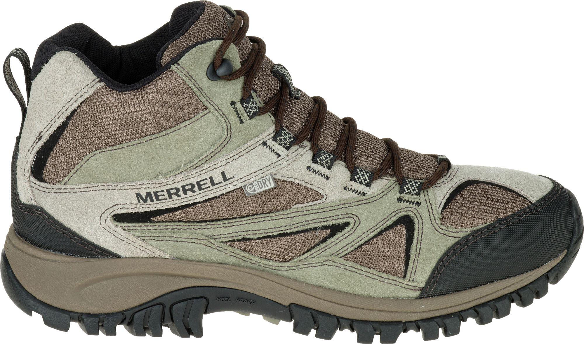 Merrell Men's Phoenix Bluff Mid Waterproof Hiking Boots| DICK'S ...