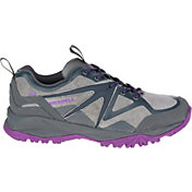 Merrell Women's Capra Bolt Leather Waterproof Hiking Shoes