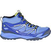Merrell Women's Capra Bolt Mid Waterproof Hiking Boots