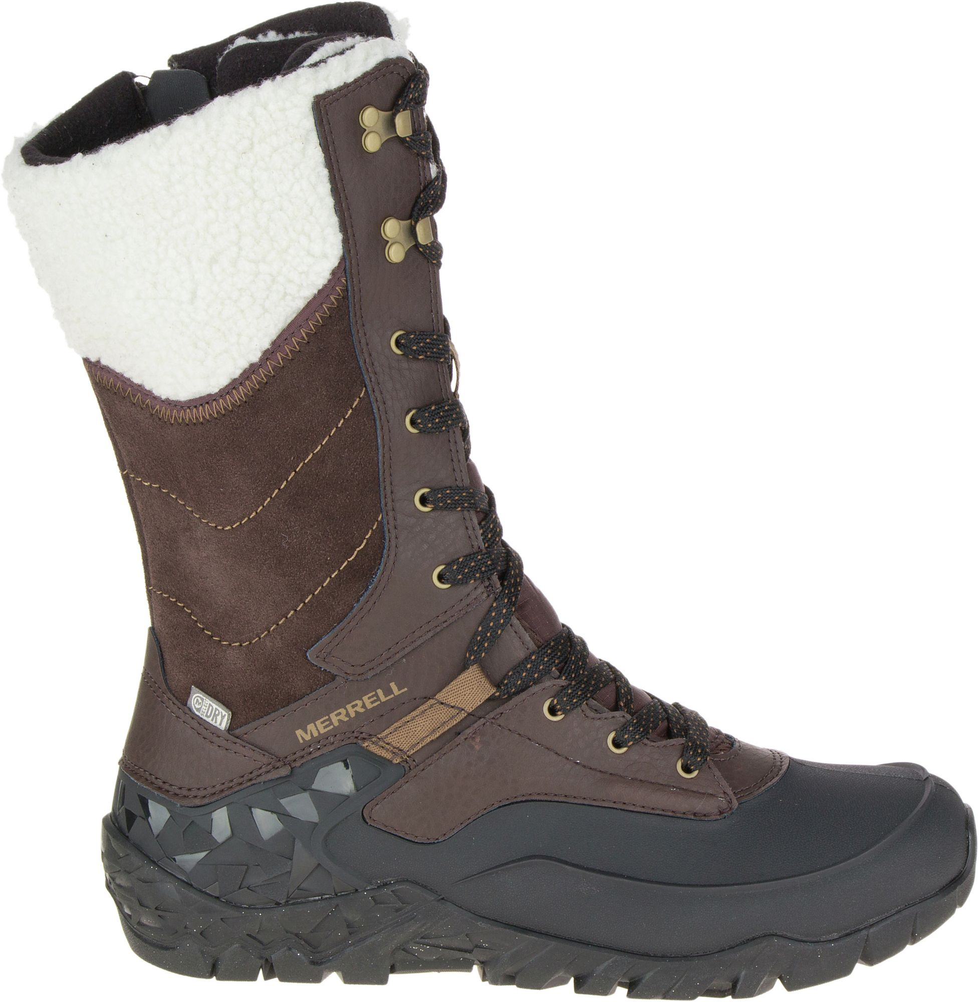 Merrell Women's Aurora Tall ICE+ 200g Waterproof Winter Boots | DICK'S  Sporting Goods