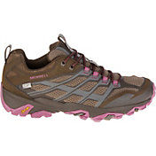 Merrell Women's Moab FST Low Waterproof Hiking Shoes