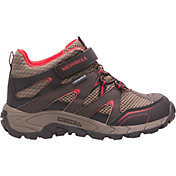 Merrell Kids' Hilltop Mid Hiking Boots