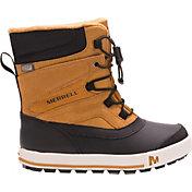 Merrell Kids' Snowbank 2.0 Waterproof Winter Boots