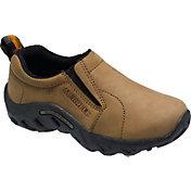 Merrell Kids' Jungle Moc Nubuck Casual Shoes