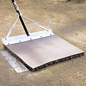 Mid-America Sales Infield Cocoa Finishing Mop