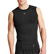 MISSION Men's VaporActive Voltage Compression Sleeveless Shirt
