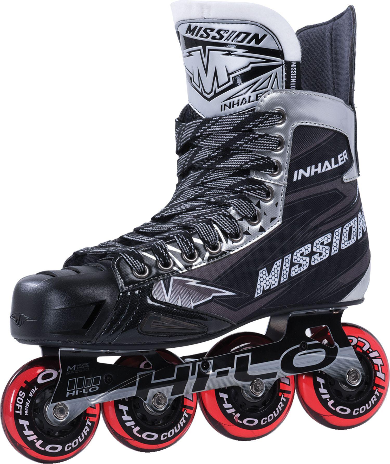 Roller skating visalia - Product Image Mission Junior Inhaler Nls5 Roller Hockey Skates