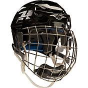 Mission Senior Inhaler Roller Hockey Helmet w/ Cage