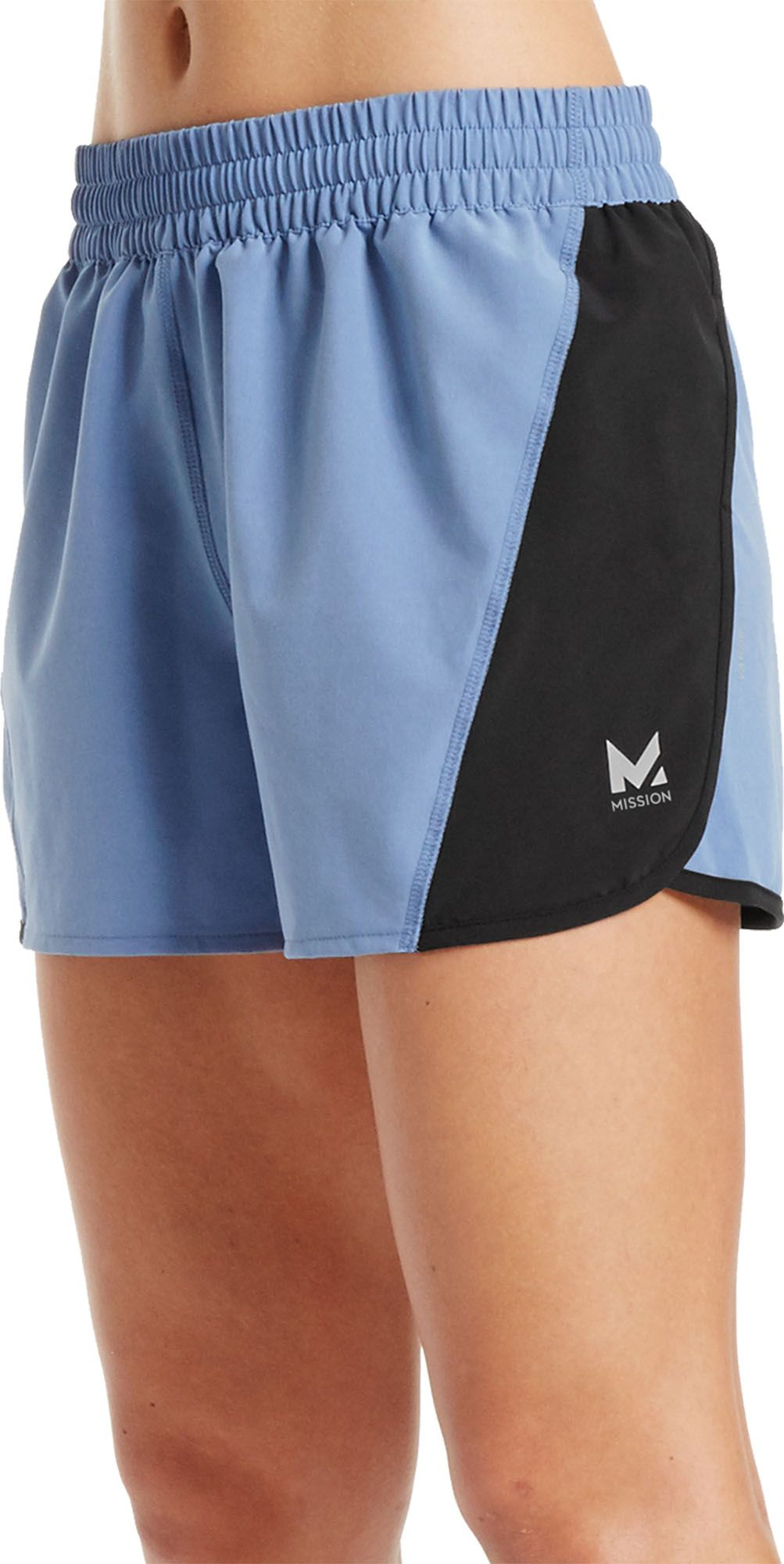 Mission Women's Vapor Active Ion Training 4'' Shorts by Mission