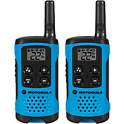 Motorola 16 Mile Talkabout T100 Two-Way Radio Pack – Blue