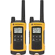 Motorola 35 Mile Talkabout T400 Two-Way Radio Pack – 2 Pack