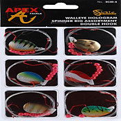 Apex Colorado Single Hook Spinner Rig – Assortment