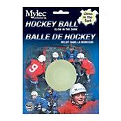 Mylec Glow-In-The-Dark Street Hockey Ball