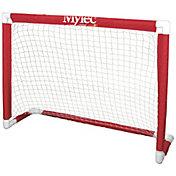 "Mylec 48"" Jr. Folding Street Hockey Goal w/ Sleeve Net"