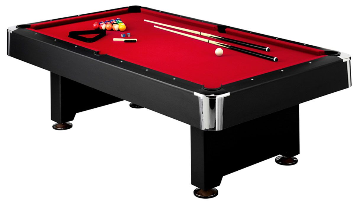 Delicieux Mizerak Donovan II Slatron 8 FT Pool Table