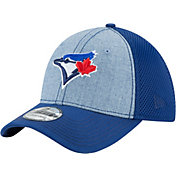 New Era Men's Toronto Blue Jays 39Thirty Heathered Neo Flex Hat