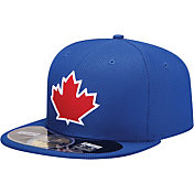 New Era Men's Toronto Blue Jays 59Fifty Diamond Era Royal Batting Practice Hat