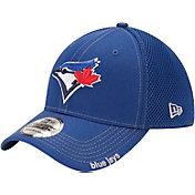 New Era Men's Toronto Blue Jays 39Thirty Royal Neo Stretch Fit Hat