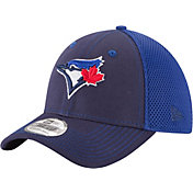 New Era Men's Toronto Blue Jays 39Thirty Team Front Neo Stretch Fit Hat