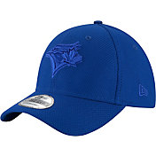 New Era Men's Toronto Blue Jays 39Thirty Diamond Era Tone Tech Royal Flex Hat