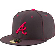 New Era Men's Atlanta Braves 59Fifty 2016 Mother's Day Authentic Hat