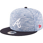 New Era Men's Atlanta Braves 9Fifty Terry Fresh Adjustable Hat