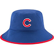 New Era Men's Chicago Cubs Royal Team Bucket Hat