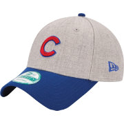 New Era Men's Chicago Cubs 9Forty Grey Adjustable Hat