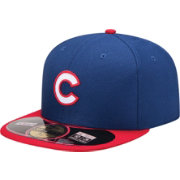 New Era Men's Chicago Cubs 59Fifty Diamond Era Alternate Royal Batting Practice Hat