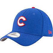 New Era Men's Chicago Cubs 39Thirty Diamond Era Royal Stretch Fit Hat