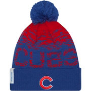 New Era Men's Chicago Cubs On-Field Knit Hat