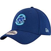 New Era Men's Chicago Cubs 39Thirty Tone Tech Royal Flex Hat