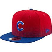 New Era Men's Chicago Cubs 9Fifty Flow Team Adjustable Hat