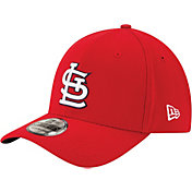 New Era Men's St. Louis Cardinals 39Thirty Classic Red Stretch Fit Hat