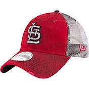 New Era Men's St. Louis Cardinals 9Twenty Rustic Red Adjustable Hat
