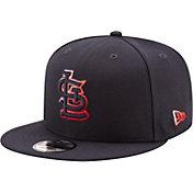 New Era Men's St. Louis Cardinals 9Fifty Color Dim Adjustable Hat