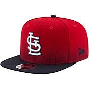 New Era Men's St. Louis Cardinals 9Fifty Flow Team Adjustable Hat