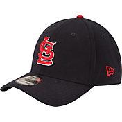 New Era Men's St. Louis Cardinals 39Thirty Classic Navy Flex Hat