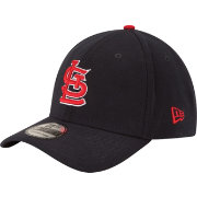 New Era Men's St. Louis Cardinals 39Thirty Classic Navy Stretch Fit Hat