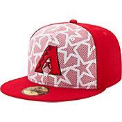 New Era Men's Arizona Diamondbacks 59Fifty 2016 4th of July Authentic Hat