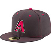 New Era Men's Arizona Diamondbacks 59Fifty 2016 Mother's Day Authentic Hat