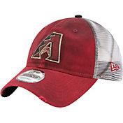 New Era Men's Arizona Diamondbacks 9Twenty Rustic Red Adjustable Hat