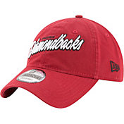 New Era Men's Arizona Diamondbacks 9Twenty Script Red Adjustable Hat