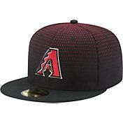 New Era Men's Arizona Diamondbacks 59Fifty Alternate Black Authentic Hat