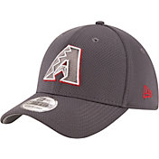 New Era Men's Arizona Diamondbacks 39Thirty Tone Tech Grey Flex Hat