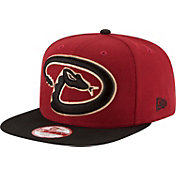New Era Men's Arizona Diamondbacks 9Fifty Grand Logo Adjustable Hat