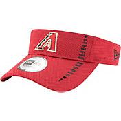 New Era Men's Arizona Diamondbacks Red Adjustable Speed Visor