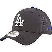 New Era Men's Los Angeles Dodgers 9Forty Perf Pivot Adjustable Hat